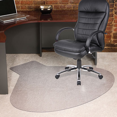 vitrazza glass mat products office by chair